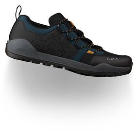 Fizik Terra EL X2 MTB Shoes Men teal blue/black